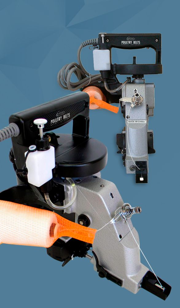 Portable Egg Belt Stitcher